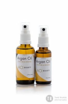 argan oil produkt foto